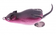 Bass Mouse Black n Pink